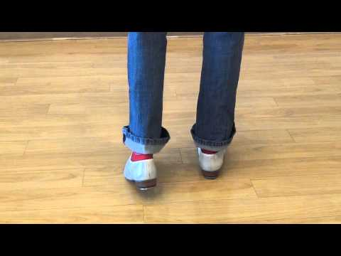 Jingle bells - Part A - clogging steps