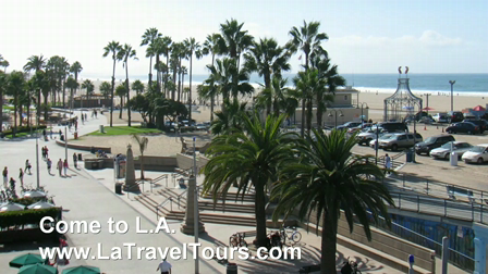 "Los Angeles Tour - ""Come to LA"" HD Video"
