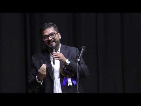Speech of Md. Aammar Zaki
