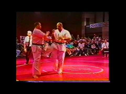 Shihan Randolph Knockdown Fight.