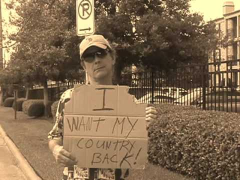 I want my Country Back - by Karl Brunig