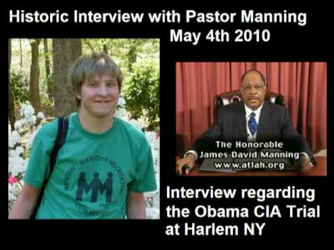 USWGO Talk Radio's Brian Hill interviews Pastor Manning from atlahworldwide 1/6