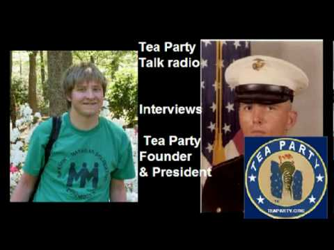 USWGO Brian Hill interviews Tea Party Founder Dale Robertson 1/6
