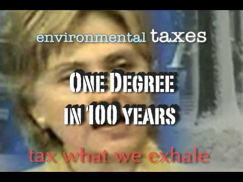 TAX WHAT YOU EXHALE? THAT'S JUST STUPID