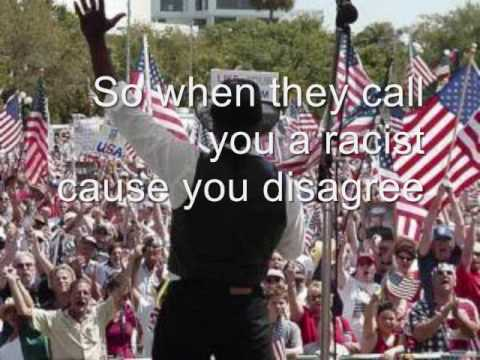 American Tea Party Anthem (with words) by Lloyd Marcus