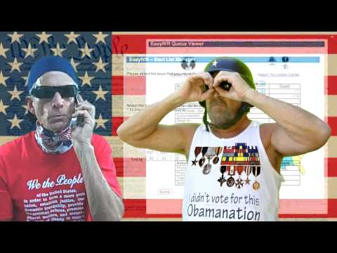 America Declares War,  Voice Broadcasting