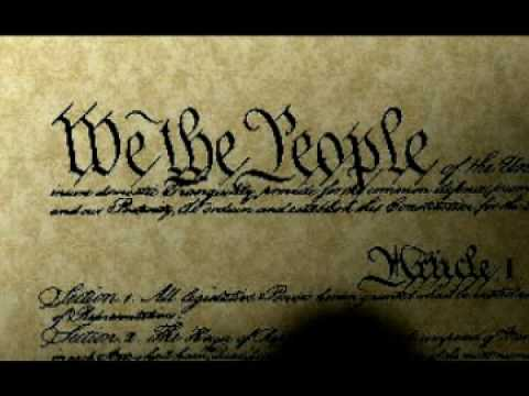 """Baton Rouge Tea Party Commercial ~ In Obama's Own Words; Constitution Is A """"Fundimental Flaw"""""""