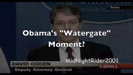 "Obama's ""Watergate"" Moment?"