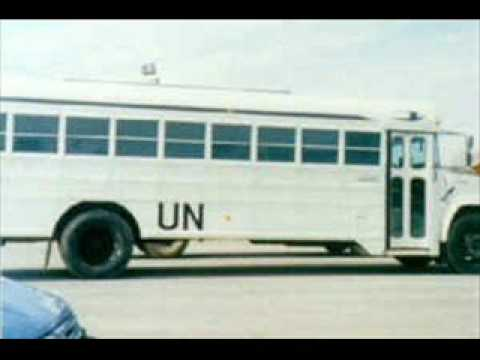 Martial Law coming? UN Vehicles in America? Stored or ready for action?