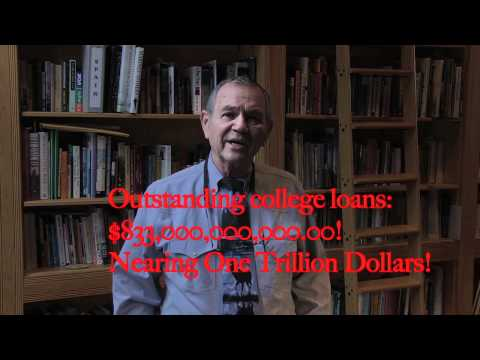 Forgive College Loans - From The Pea Patch
