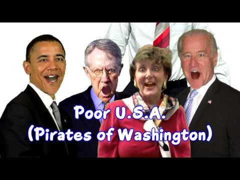 Poor U.S.A. (The Pirates of Washington)