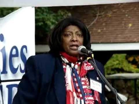 **Barbara from Harlem - Patriot Powderkeg** Pomona, NY Oct. 15, 2011