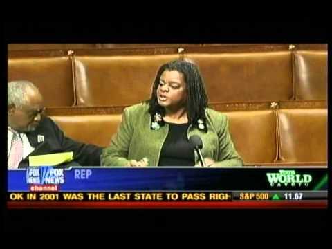 Dem Rep. Gwen Moore: Cracking Down of Food Stamp Fraud Is Racist
