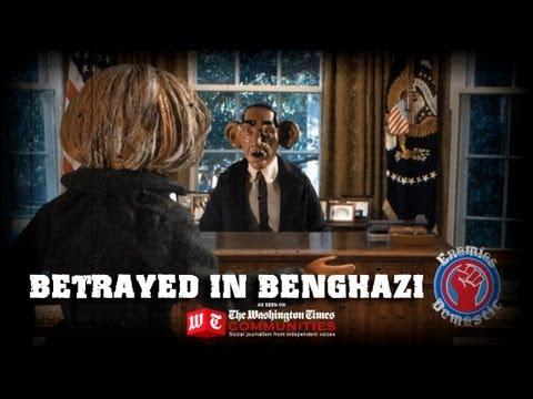 Betrayed In Benghazi