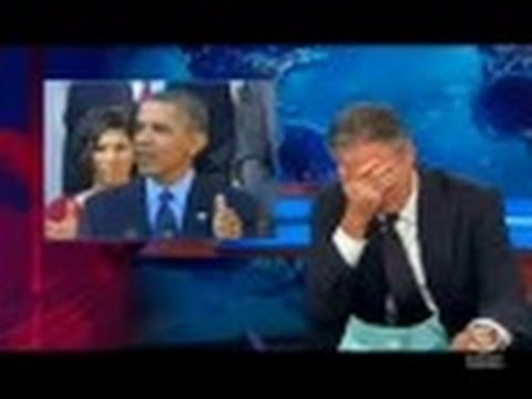 Jon Stewart Delivers Blistering Takedown of Obamacare Rollout: Dems Can't 'Spin This Turd'