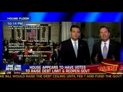 Sen. Ted Cruz and Sen. Mike Lee React to Senate Deal on Hannity