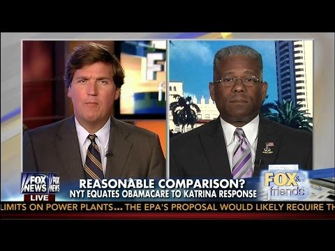 """Allen West on President Obama's Credibility: """"He Should Resign"""" - Fox & Friends - 11-17-13"""