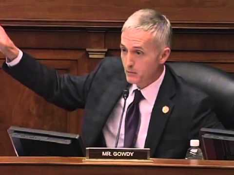 Rep. Trey Gowdy GRILLS Adm. Mullen on why he didn't interview Hillary Clinton over Benghazi