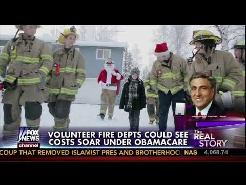 Rep. Barletta: Obamacare Could Extinguish Volunteer Firefighters