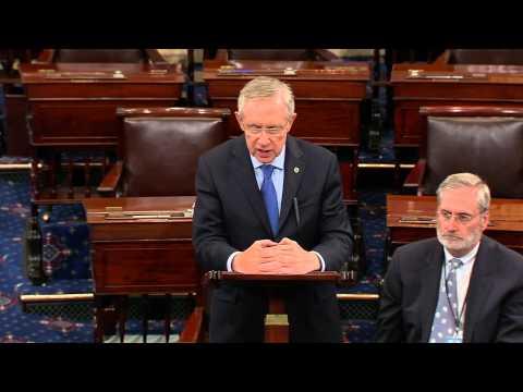 Majority Leader Harry Reid Objects to Funding the VA. Again.