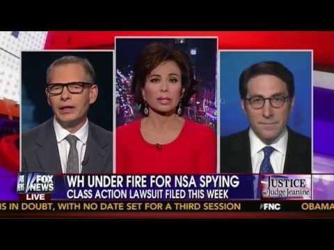 Jay Sekulow on Fox News: Lawsuit Against Obama & NSA