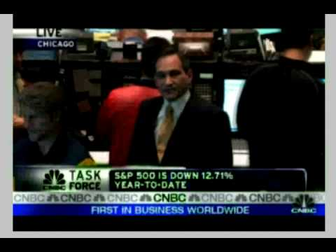 February 19, 2009: Rick Santelli calls for Tea party on Floor of Chicago Board of Trade