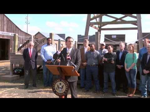 Sen. Ted Cruz on an American Energy Renaissance