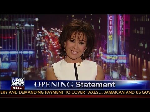 "Judge Jeanine To Sen. Reid: ""Go Ahead Dirty Harry, Make My Day!"""