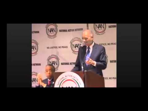 Eric Holder Blasts Louie Gohmert: What AG Has Ever Had to Deal with That Kind of Treatment