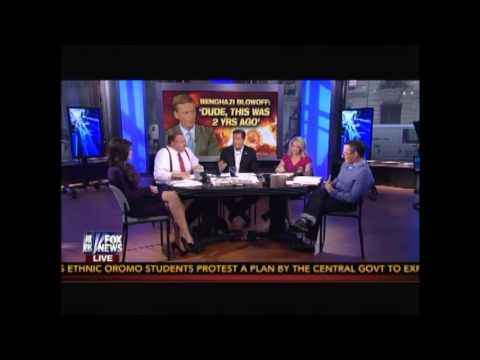 "BOB BECKEL LOSES IT - Admits Benghazi Was a Cover Up Says ""So What?"""
