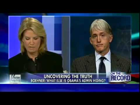 Trey Gowdy: Proof Of 'Systematic Intent To Hide' Benghazi Info