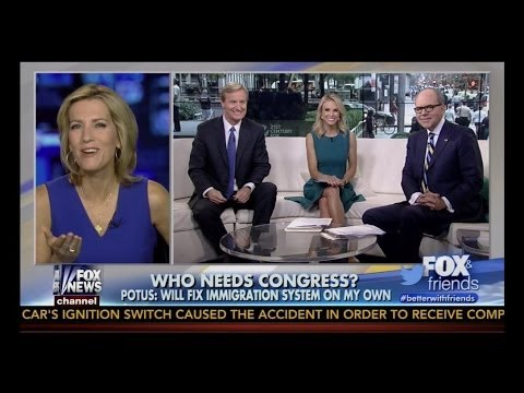 Laura Ingraham Nails Hillary & Obama To The Wall!