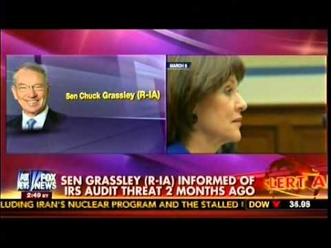 Sen Cruz Calls For Holder To Appoint Special Prosecutor In IRS Scandal Or Else - The Real Story