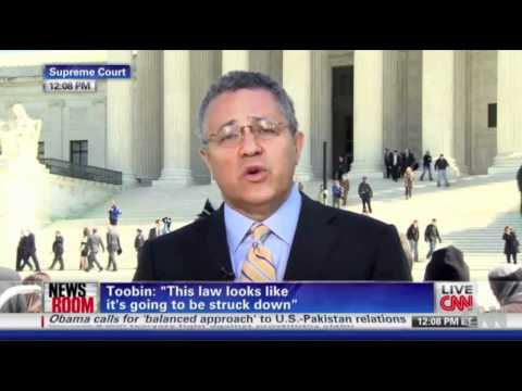 ObamaCare Case a 'Train Wreck' before Supreme Court March 27, 2012