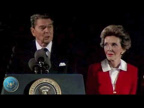 President Reagan's Address to the Nation on Independence Day - 7/4/86