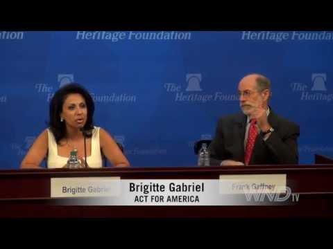 Brigitte Gabriel Educates Moderate Muslim