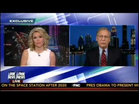 McConnell: Obama Needs to Step Up to the Plate on The VA