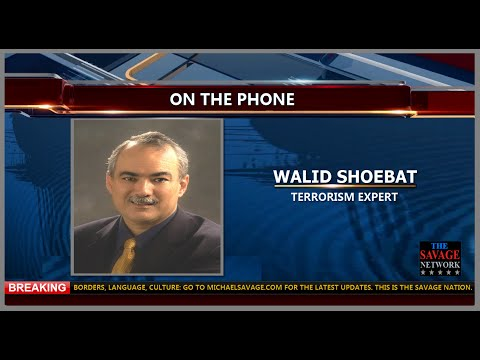Michael Savage Interviews Walid Shoebat on ISIS, Iraq & The Muslim Sisterhood