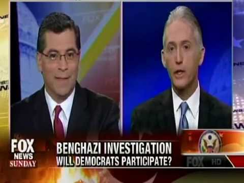 Rep. Gowdy discusses Benghazi Select Committee on Fox News Sunday