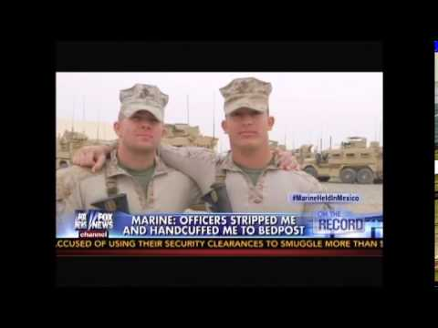 Sgt. Andrew Tahmooressi: I Was Beaten, Stripped, Threatened to Be Raped