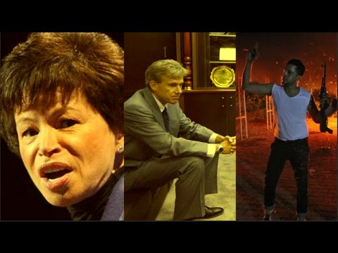 Valerie Jarrett Behind the Botched Plan to Kidnap Chris Stevens!