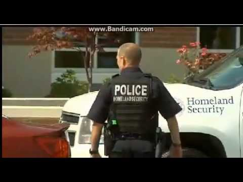 Homeland Security Converges On Random NC City FOR NO REASON