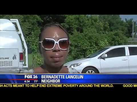 "Houston Black Woman EPIC Rant on Illegals - "" Why Can't They Go Back ? "" - Bernadette Lancelin"