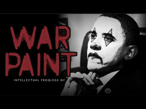 War Paint - Intellectual Froglegs N7