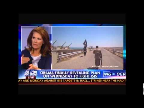 Michele Bachmann: White House Has Received Daily Security Briefs on ISIS for Two Years