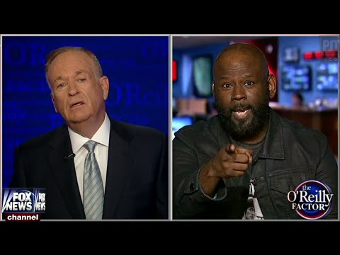 Zo on 'The O'Reilly Factor:' Racial Tensions in Ferguson and Beyond