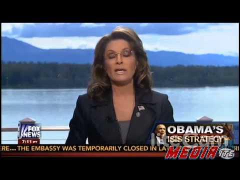 "Sarah Palin on Hannity Trashes Obama's Speech - "" So Full of Deception """