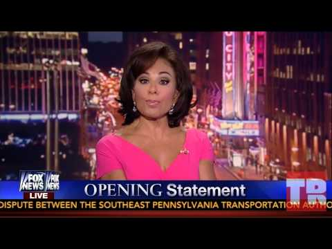 Judge Jeanine: No Matter Where You Live In America, You Need To Be Afraid