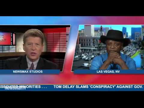 Tea Party Leader Lloyd Marcus Blasts MSM, Democrats and GOP Establishment