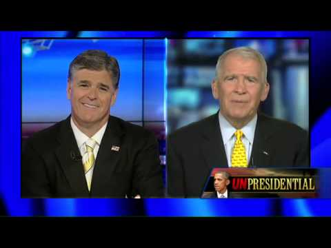 Hannity & Lt. Col. Oliver North: Obama 'Doesn't Give a Damn' About Military